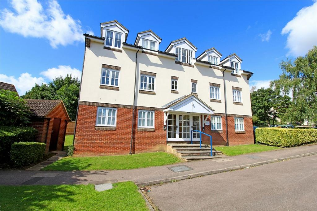 1 Bedroom Flat for sale in Rosemont Close, Letchworth Garden City, Hertfordshire