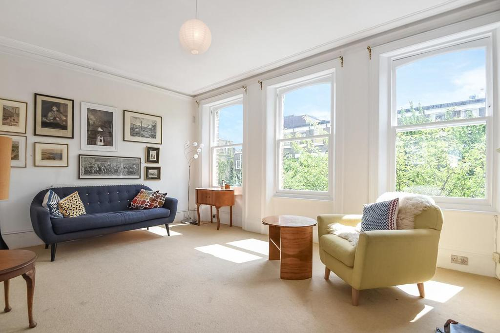 3 Bedrooms Maisonette Flat for sale in Minford Gardens, Brook Green, W14