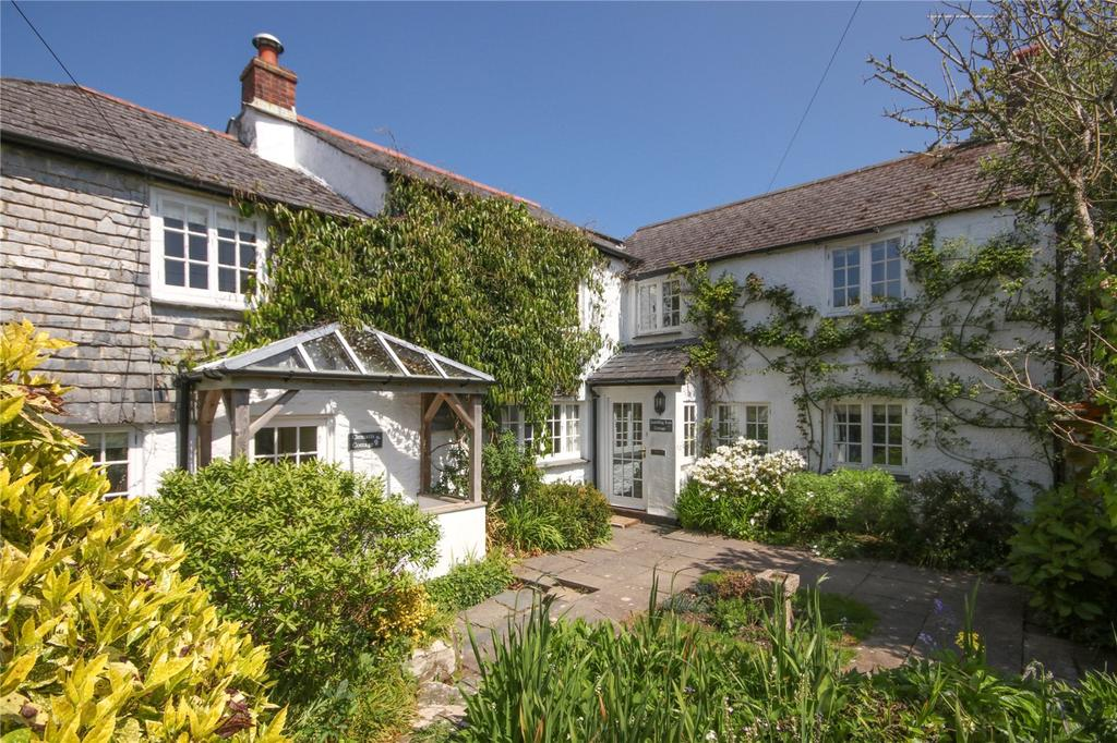 5 Bedrooms Detached House for sale in Kingston, Kingsbridge, Devon, TQ7