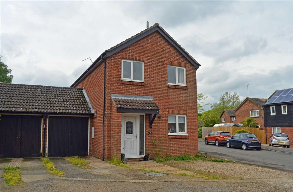 3 Bedrooms Detached House for sale in Balmoral Close, Towcester