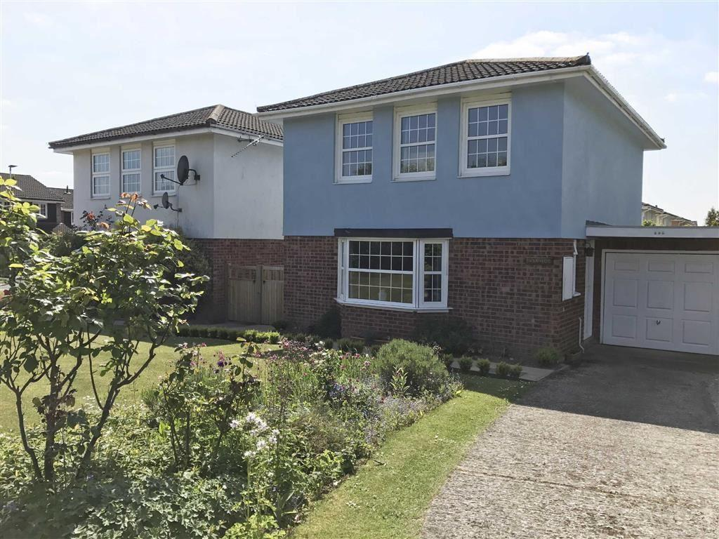 4 Bedrooms Link Detached House for sale in Grandstand Road, GRANDSTAND ROAD, Hereford