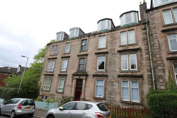 2 Bedrooms Flat for sale in 5F Caddlehill Street, Greenock, PA16 8TU