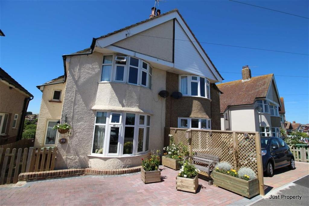 2 Bedrooms Semi Detached House for sale in Bexleigh Avenue, St Leonards On Sea