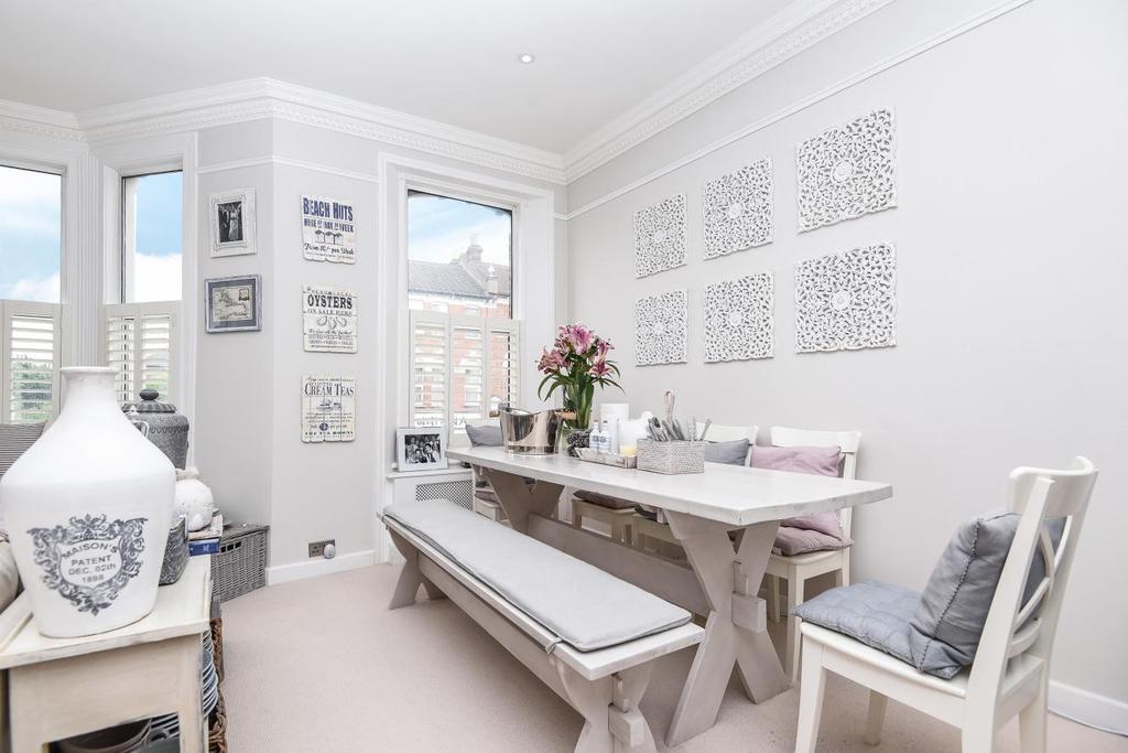 1 Bedroom Flat for sale in Battersea Rise, Battersea Rise