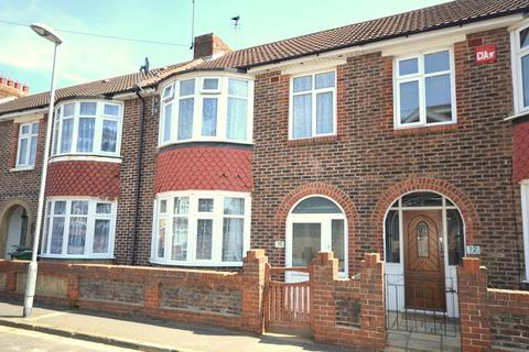 3 bedroom terraced house for sale - Moneyfield Lane, Copnor, Portsmouth