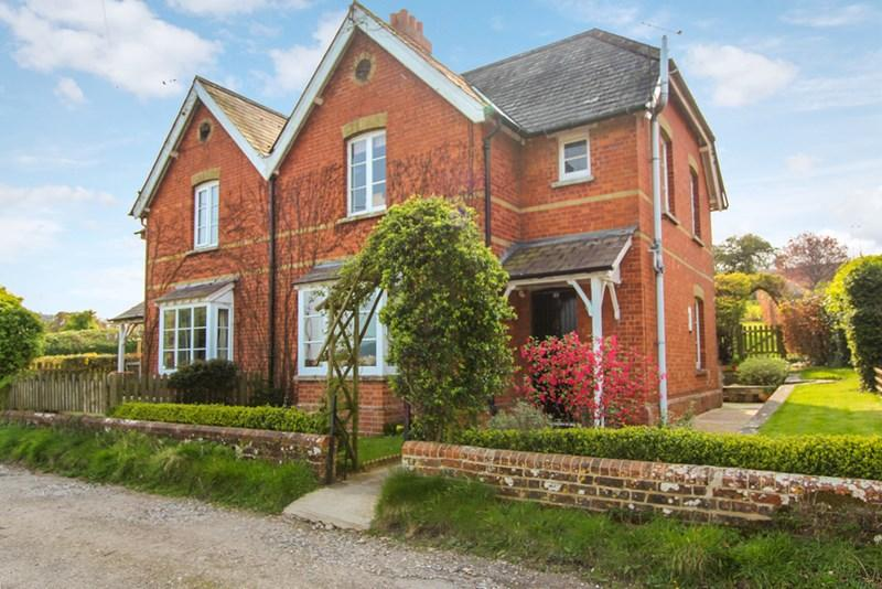 3 Bedrooms Semi Detached House for sale in Durweston, Blandford Forum, Dorset