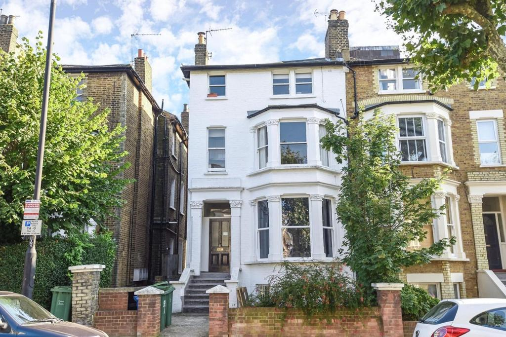 2 Bedrooms Flat for sale in Fordwych Road, West Hampstead