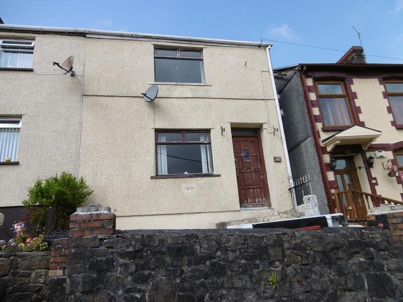 2 Bedrooms Terraced House for sale in High Street, Ebbw Vale, Blaenau Gwent.