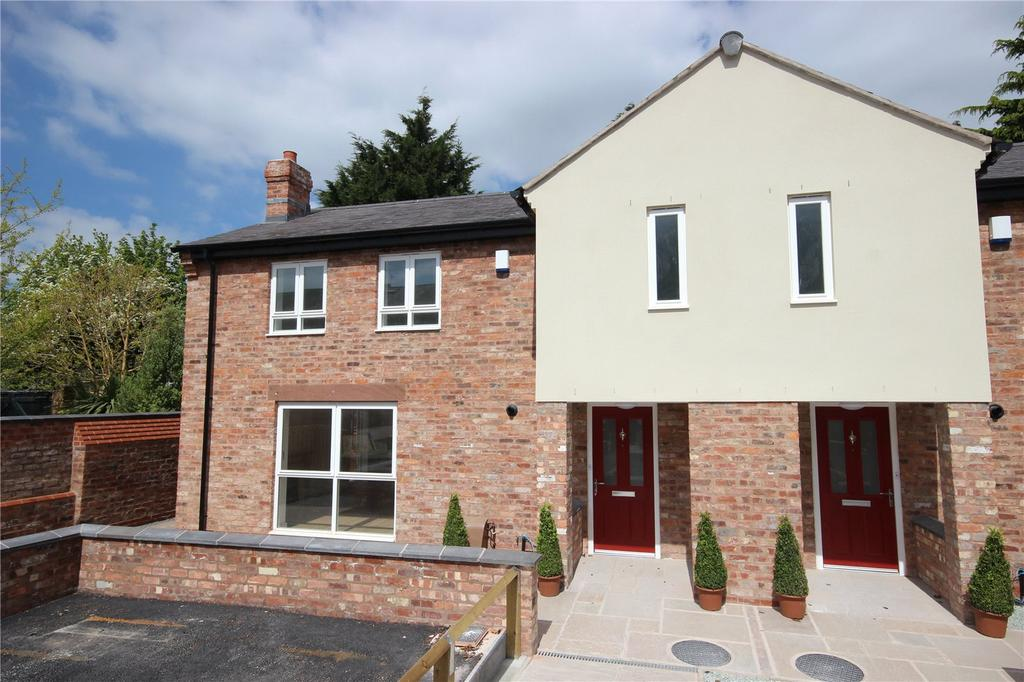 2 Bedrooms End Of Terrace House for sale in Chester, Cheshire