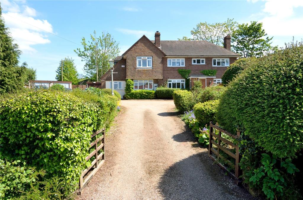 4 Bedrooms Detached House for sale in Inkberrow, Worcestershire