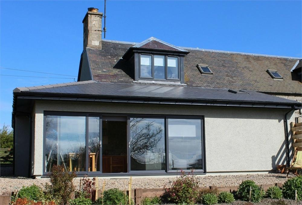 2 Bedrooms Semi Detached House for sale in 1 Drinkstone Farm Cottages, HAWICK, Scottish Borders
