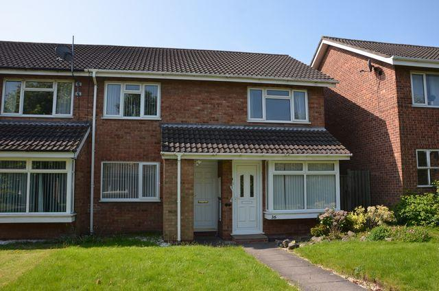 2 Bedrooms Maisonette Flat for rent in Cheswood Drive, Minworth, Sutton Coldfield, B76