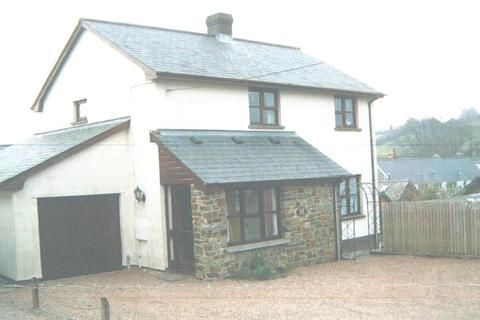 3 bedroom detached house for sale - Back Lane, North Molton