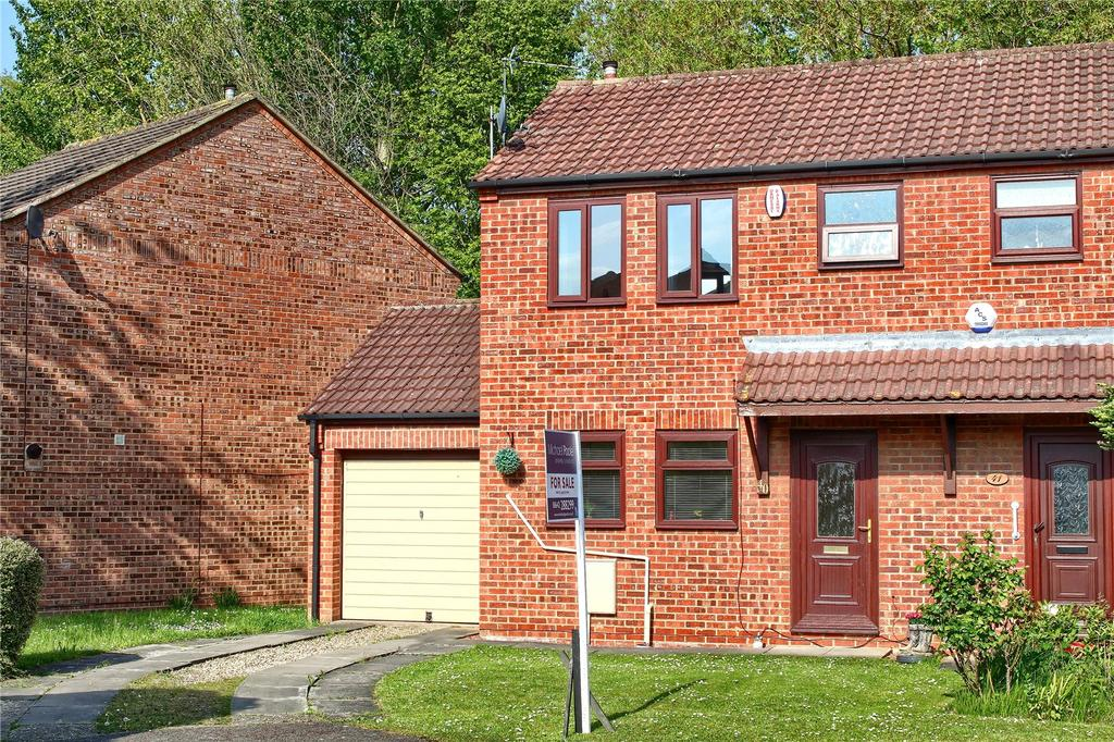 2 Bedrooms Semi Detached House for sale in Beechfield, Coulby Newham