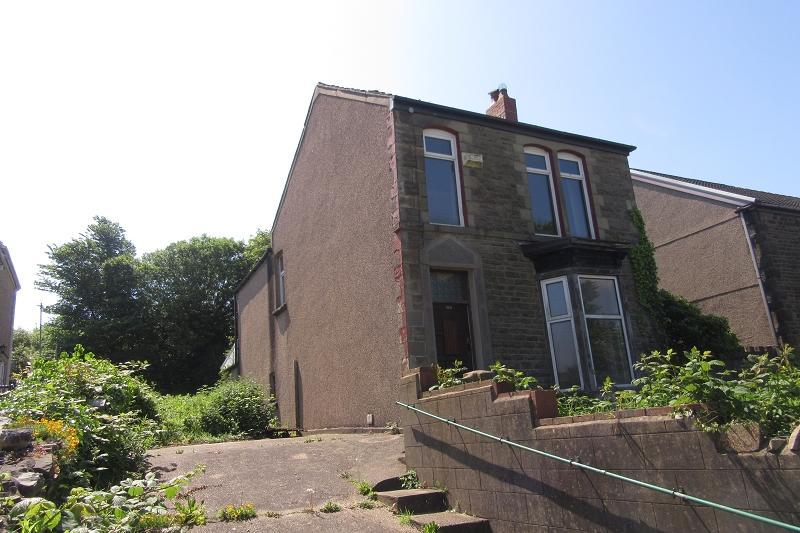 3 Bedrooms Detached House for sale in Peniel Green Road, Llansamlet, Swansea.