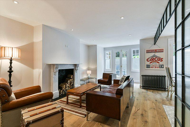 2 Bedrooms Flat for sale in Leathwaite Road, London, SW11