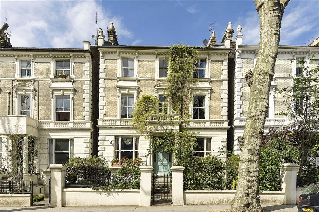 7 Bedrooms Detached House for sale in Bassett Road, North Kensington, London, W10