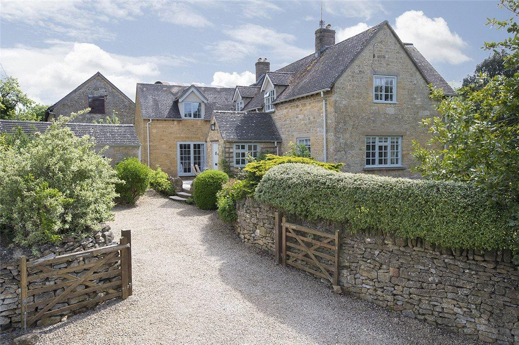 4 Bedrooms Detached House for sale in Main Street, Hidcote Boyce, Gloucestershire, GL55