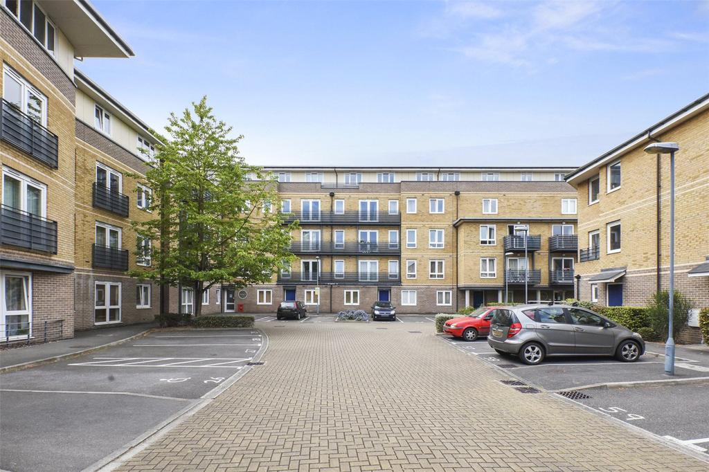 2 Bedrooms Flat for sale in Rosegate House, 3 Hereford Road, London, E3