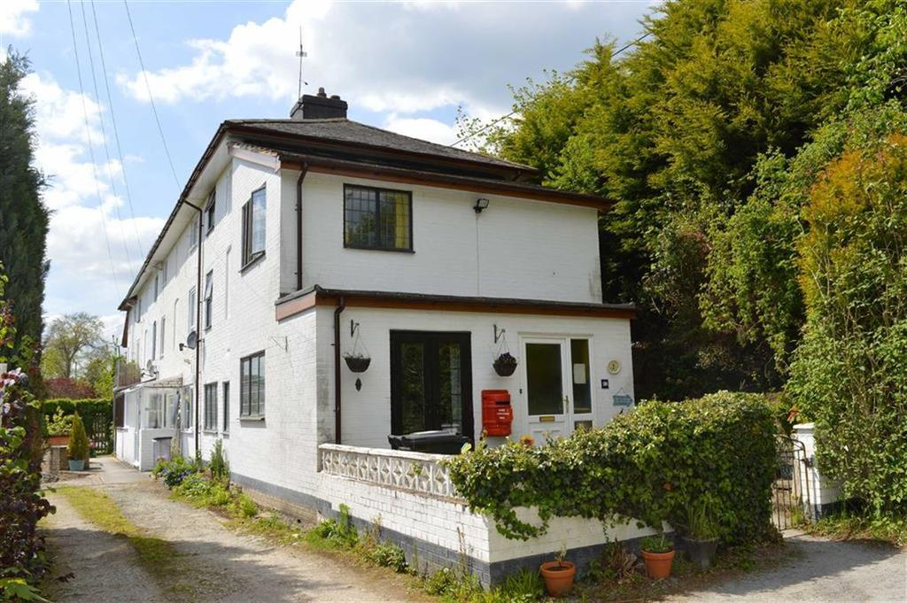 3 Bedrooms End Of Terrace House for sale in 1, Milford Cottages, Milford Road, Newtown, Powys, SY16