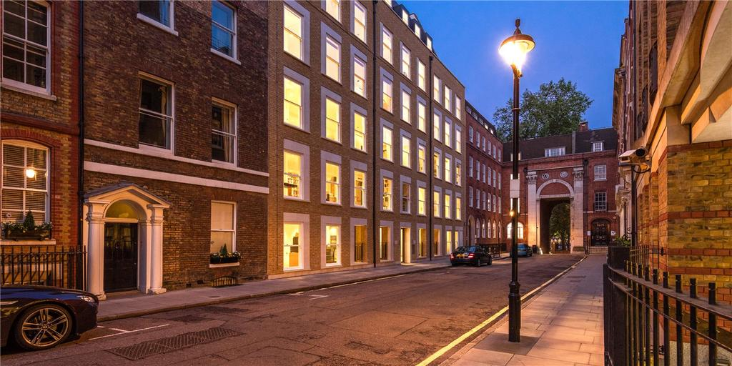 2 Bedrooms Apartment Flat for sale in Aldwych Chambers, Temple, WC2R