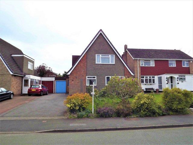 4 Bedrooms Detached House for sale in Alcester Drive,Sutton Coldfield,West Midlands