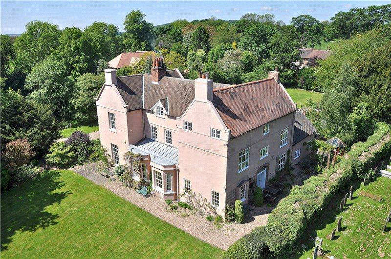 8 Bedrooms Detached House for sale in Main Street, Epperstone, Nottingham