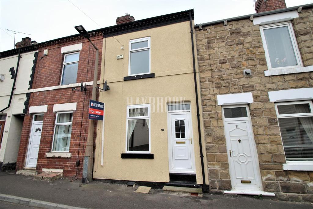 2 Bedrooms Terraced House for sale in Pitt Street, Mexborough
