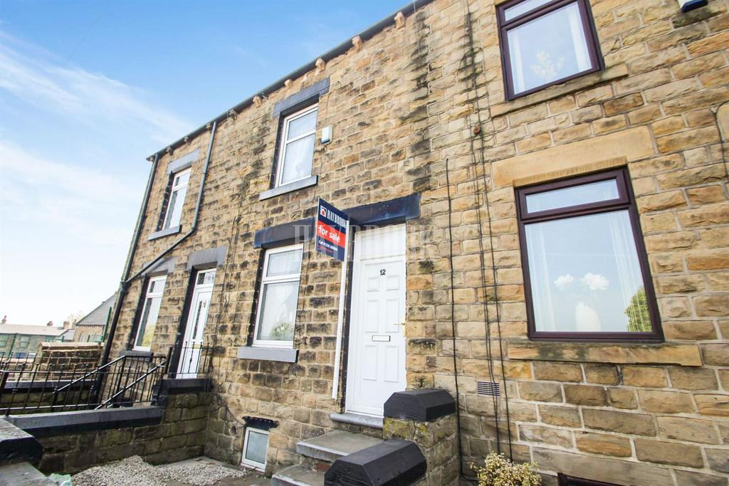3 Bedrooms Terraced House for sale in Park Road, Barnsley