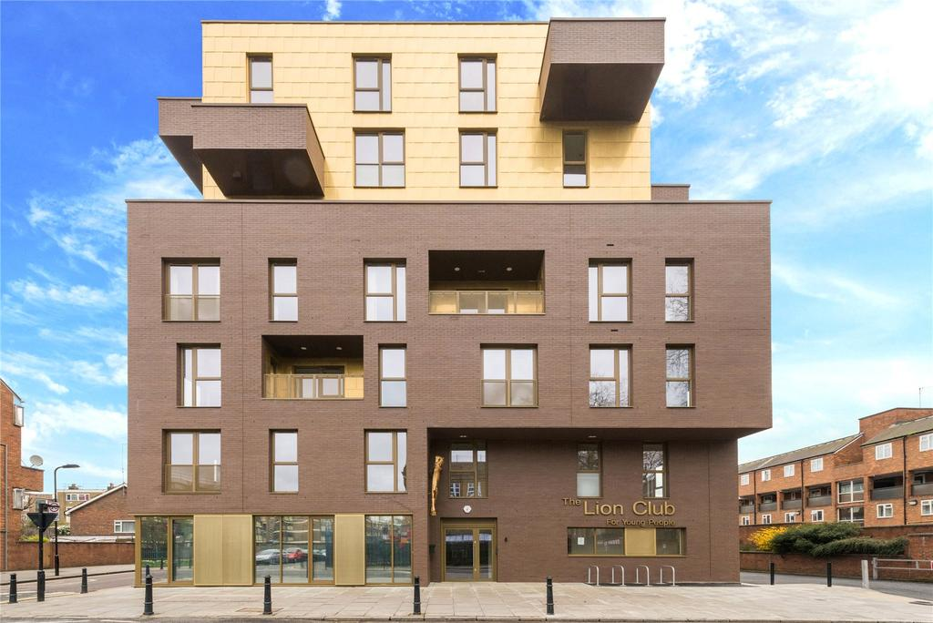 2 Bedrooms Flat for sale in Pitfield Street, Islington, London