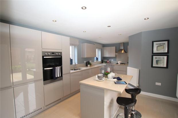 5 Bedrooms Detached House for sale in Saxon Fields, Off Yarmouth Road, Blofield, Norfolk