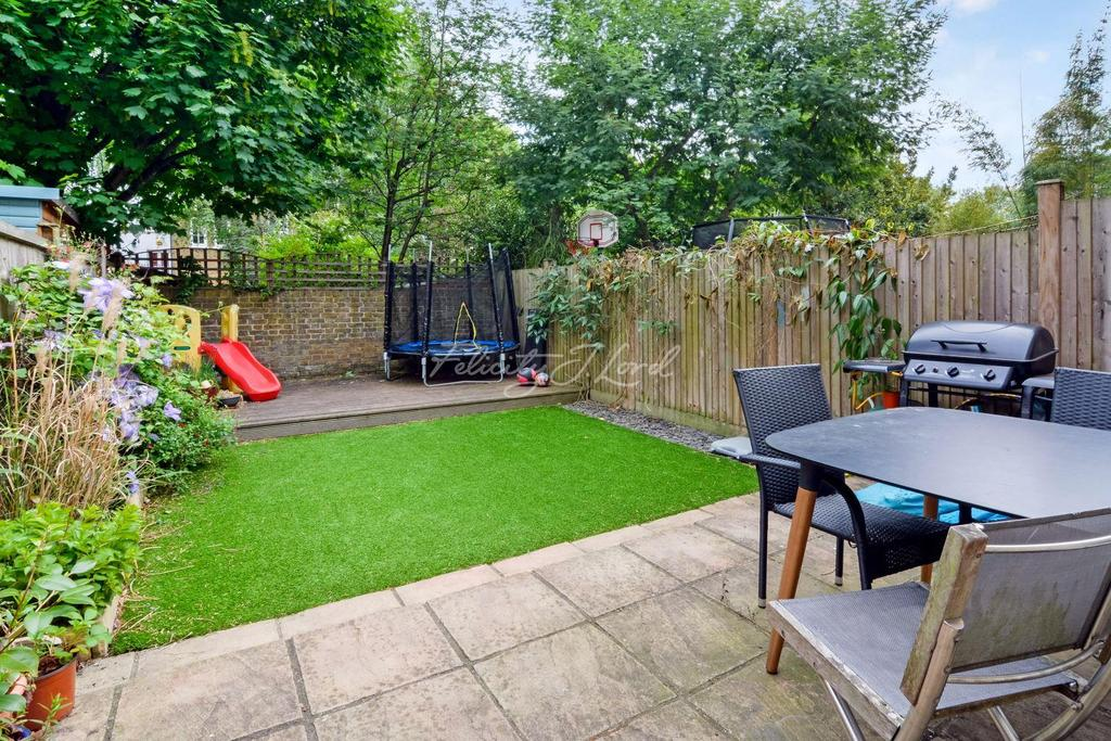 4 Bedrooms Terraced House for sale in Trafalgar Grove, Greenwich,SE10