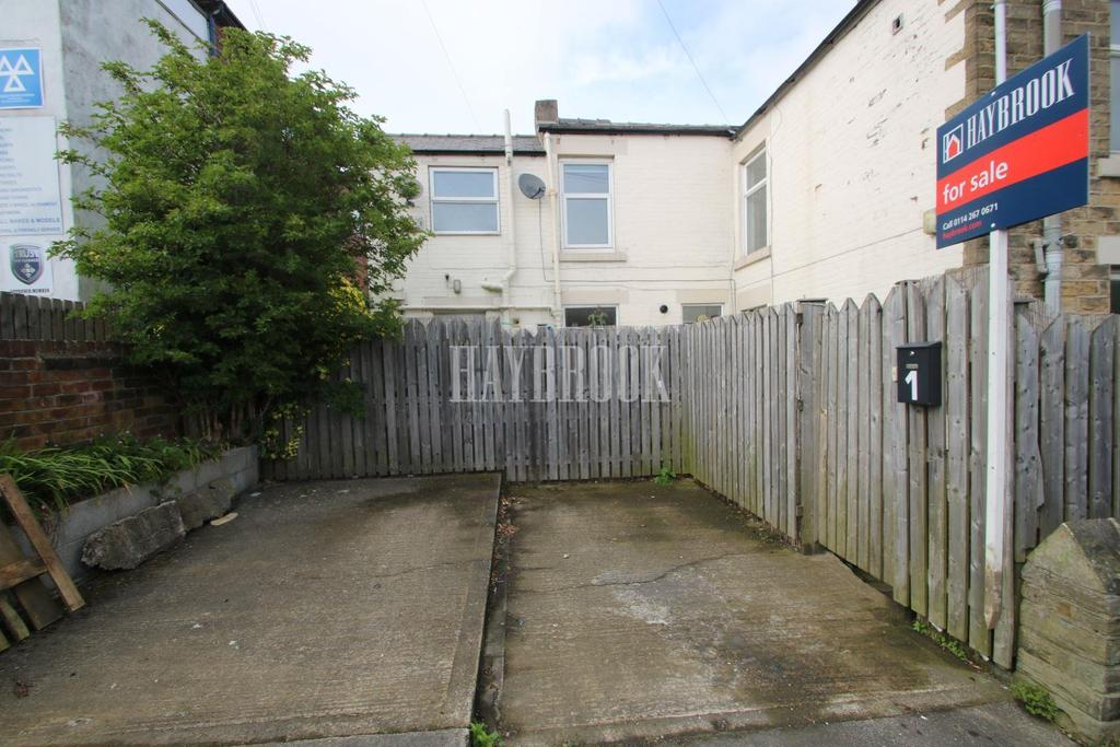 2 Bedrooms Semi Detached House for sale in Mulehouse Road, Crookes
