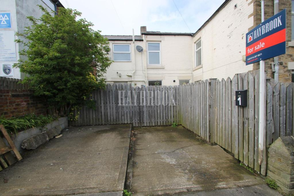 2 Bedrooms Semi Detached House for sale in Mulehouse Road, Crookes,S10 1TA