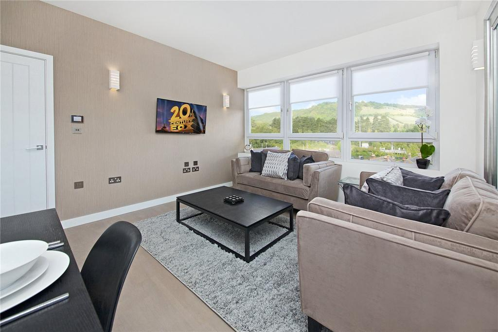 1 Bedroom Apartment Flat for sale in Lincoln Road, Dorking, Surrey, RH4