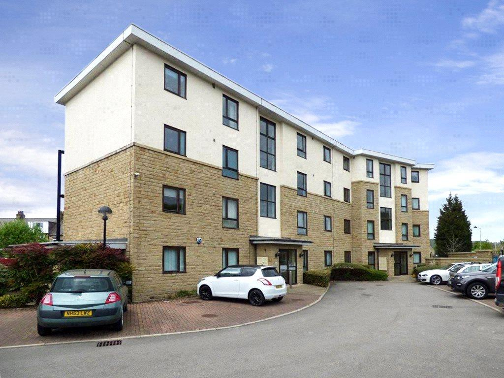 2 Bedrooms Apartment Flat for sale in Flat 47, Amber Wharf, Dock Lane, Shipley