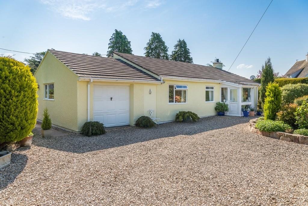 3 Bedrooms Detached Bungalow for sale in Llanfaes, Beaumaris, North Wales