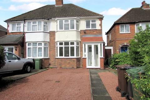 3 bedroom semi-detached house for sale - Wellsford Avenue, Solihull