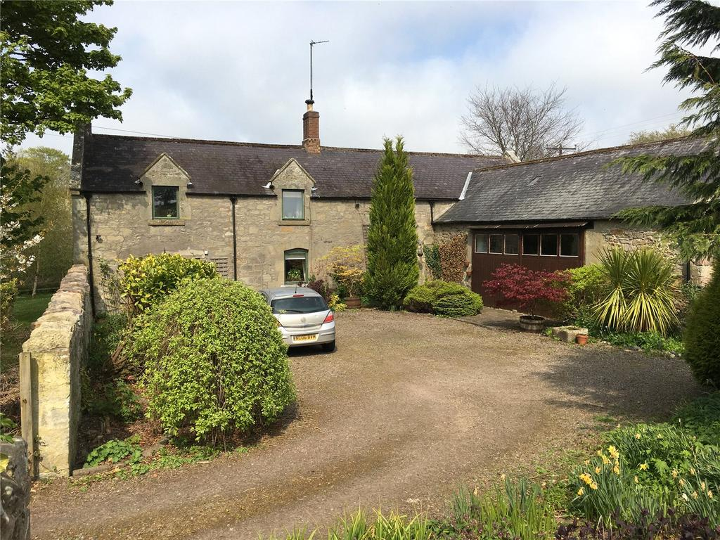 3 Bedrooms Detached House for sale in The Garden Cottage, Edrington, Foulden, Berwickshire