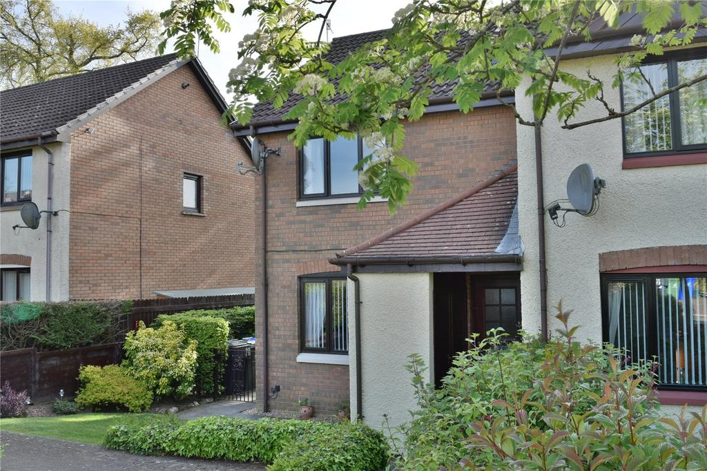 3 Bedrooms Terraced House for sale in Endrick Gardens, Balfron