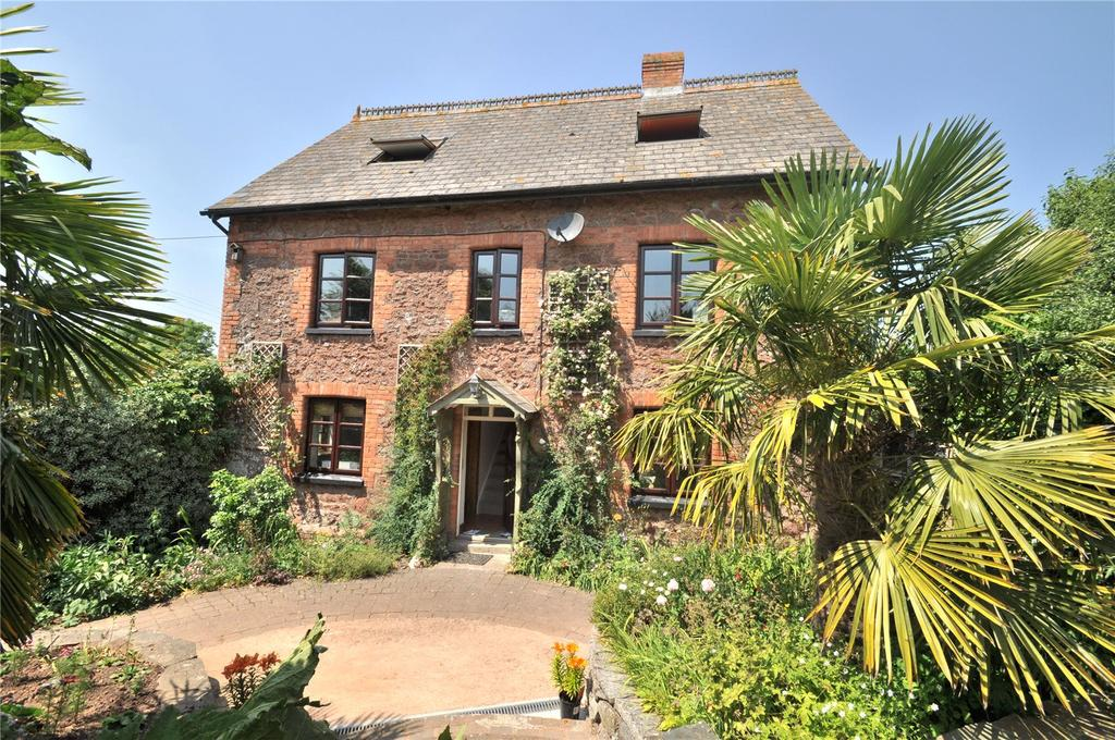 5 Bedrooms House for sale in Uplowman, Tiverton, Devon, EX16
