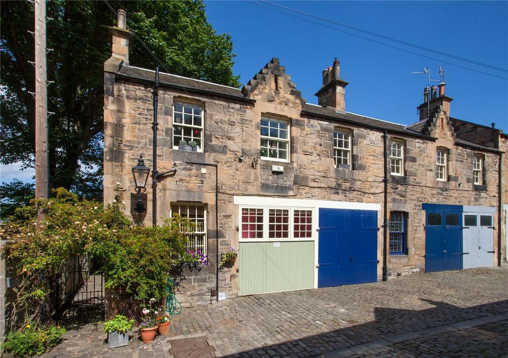 2 Bedrooms Flat for sale in Lennox Street Lane, Edinburgh, Midlothian