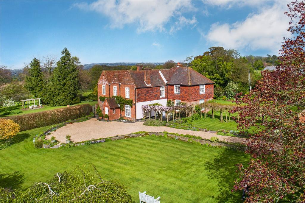 6 Bedrooms Detached House for sale in Nr. Crondall, Farnham, Surrey