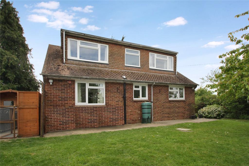 4 Bedrooms Detached House for sale in Thame Road, Towersey, Thame, OX9