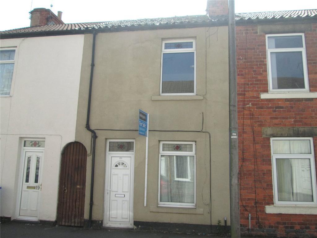 3 Bedrooms Terraced House for sale in Grafton Street, Worksop, Nottinghamshire, S80