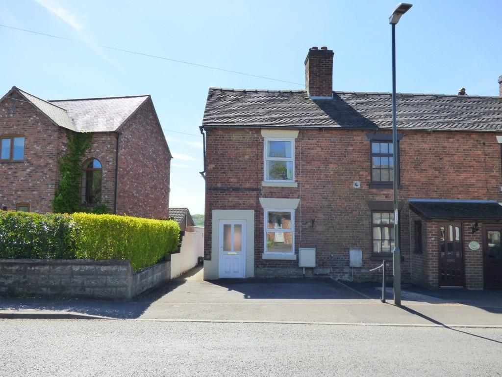 2 Bedrooms End Of Terrace House for sale in The Green Road, Ashbourne