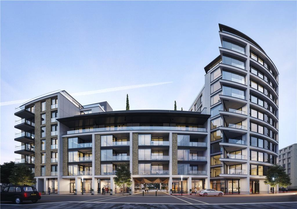 Chelsea island harbour avenue london sw10 3 bed for Chelsea apartments for sale