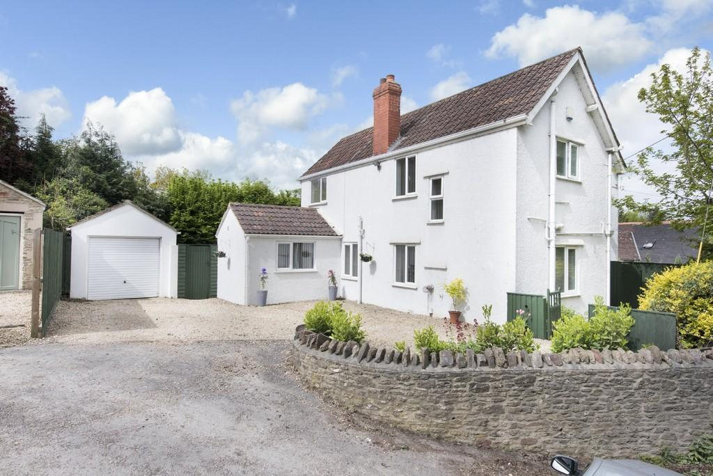 4 Bedrooms Detached House for sale in Little Green, Mells