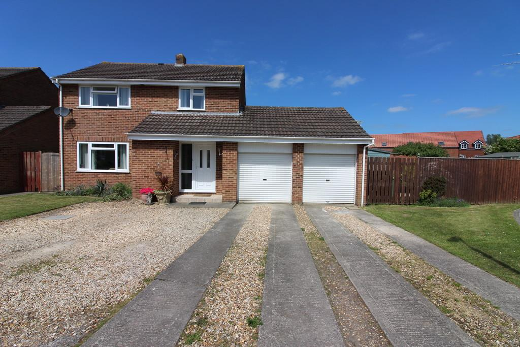 3 Bedrooms Detached House for sale in Baily Close, Glastonbury
