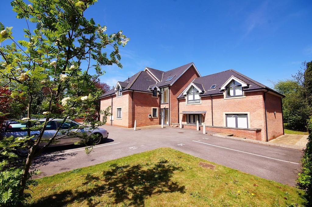 2 Bedrooms Apartment Flat for sale in Laureate House, Newport, Lincoln